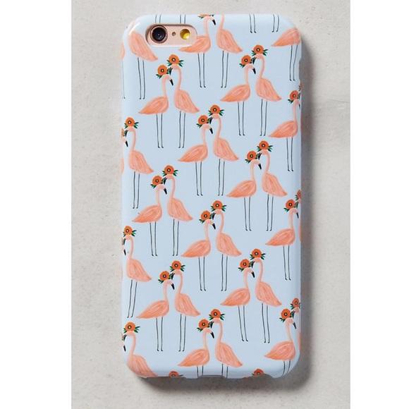 Kendra Dandy Flamingo iPhone 6/6S Case